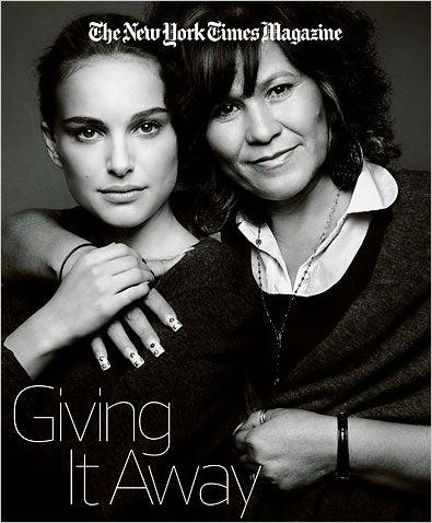Natalie Portman's Tireless Work On Behalf Of...Nothingness