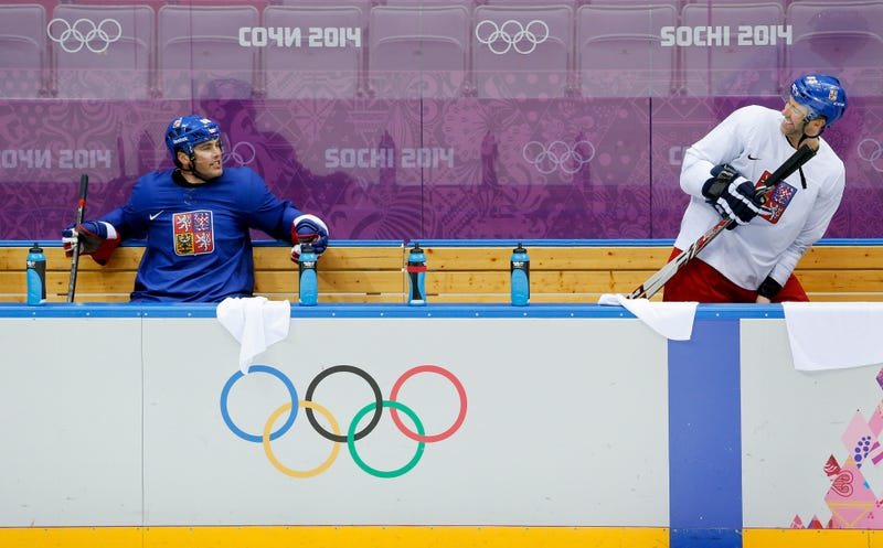 Who's Your Favorite Old-Man Olympic Hockey Player?