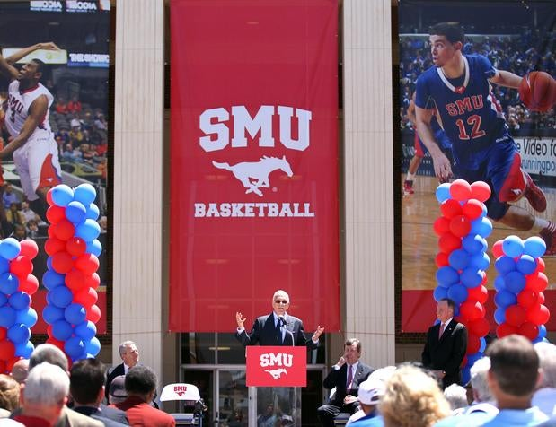 Larry Brown's Bloodletting At SMU Has Begun