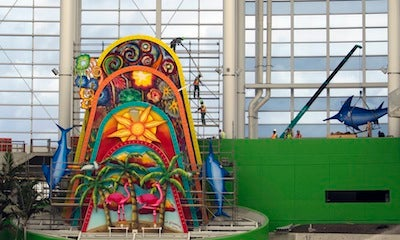 Marlins Players Think Trippy Home Run Structure Could Distract Hitters