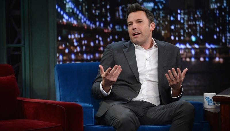 Ben Affleck Banned from Blackjack Table for Counting Cards