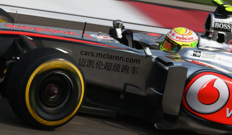 Pirelli Tire Insanity Makes For One Hell Of A Chinese Grand Prix