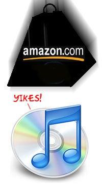 Amazon MP3 Service Going Global; Epic iTunes Battle on the Horizon