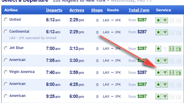 CheapAir Lists Flights with Wi-Fi, Personal TV, and Other Luxury Perks