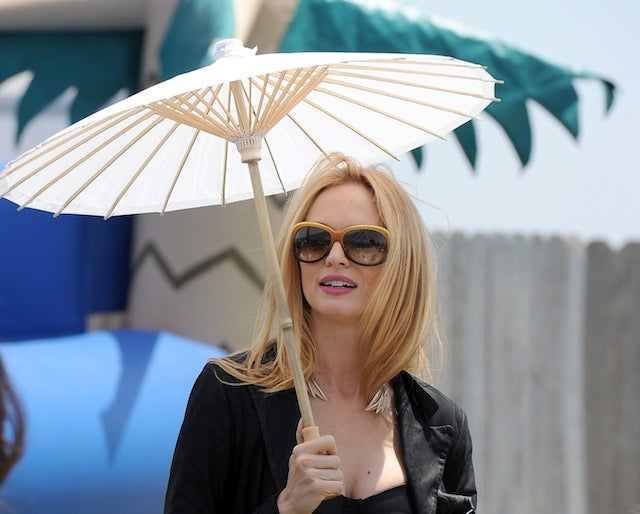 Heather Graham Is Back in the Game