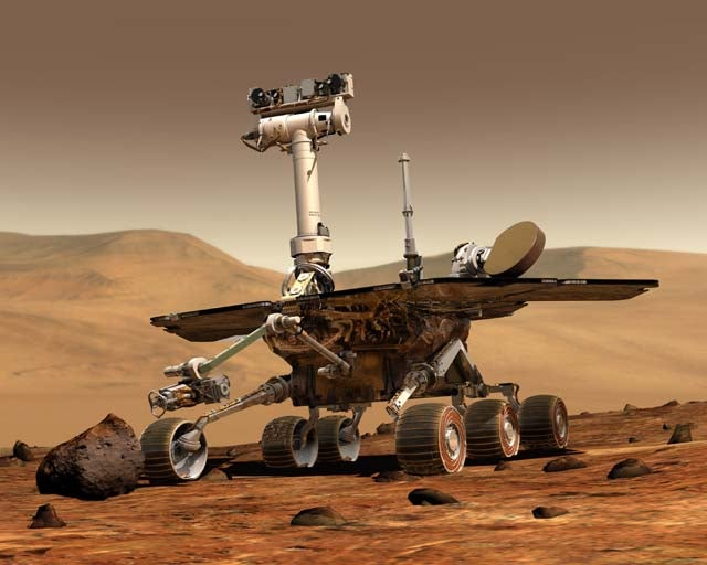Spirit, the Mars Rover, Left to Die Before Its Time