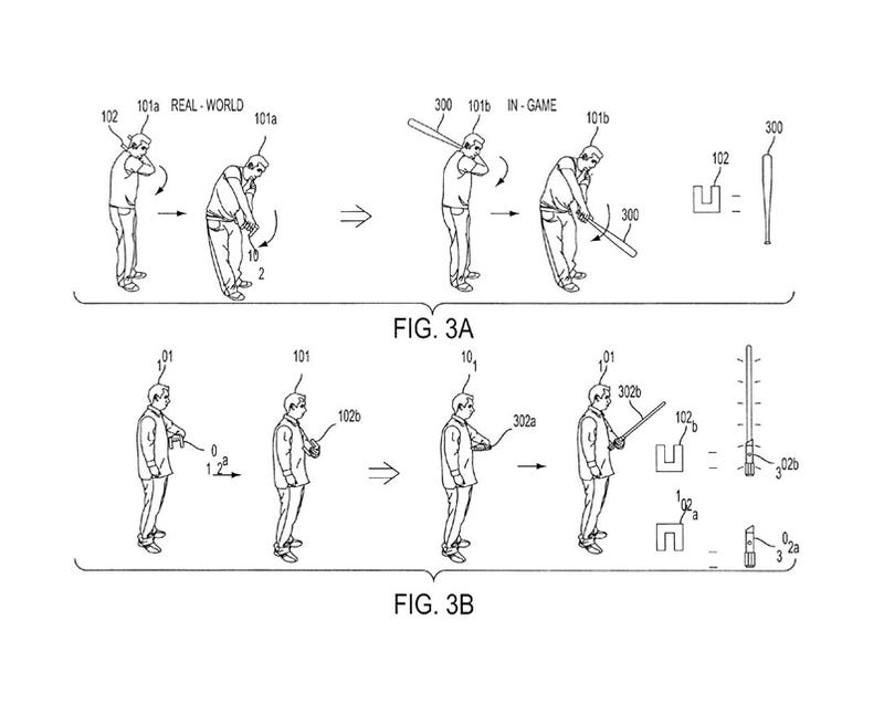 Sony Motion Control Patent Shows Coffee Mug Gaming