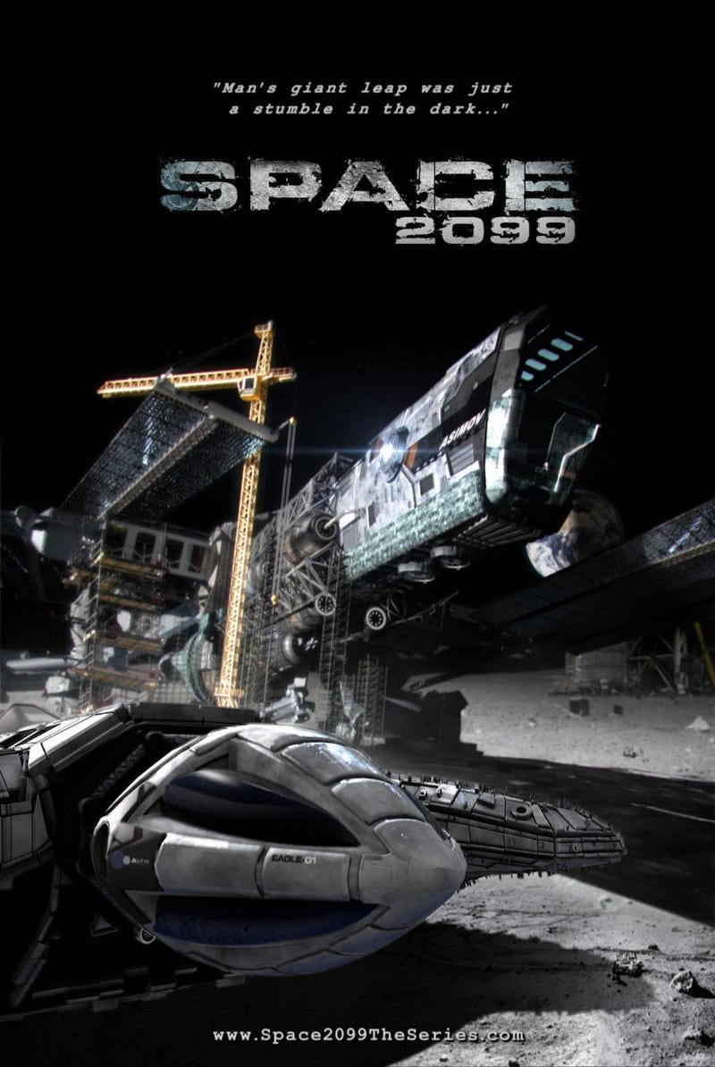 "Why Space: 2099 Won't Be a ""Dark and Gritty"" Reboot of Space: 1999"