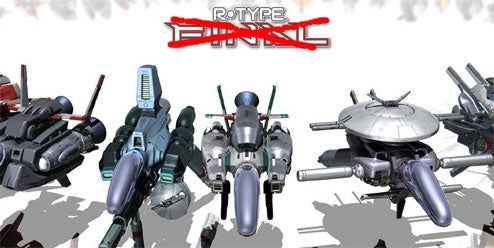 R-Type Coming To Xbox Live Arcade