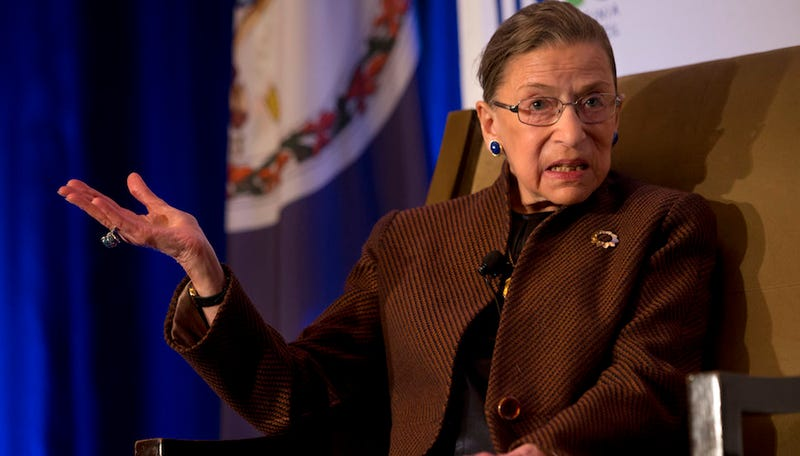 If You Admire Ruth Bader Ginsburg So Much, Stop Asking Her to Quit