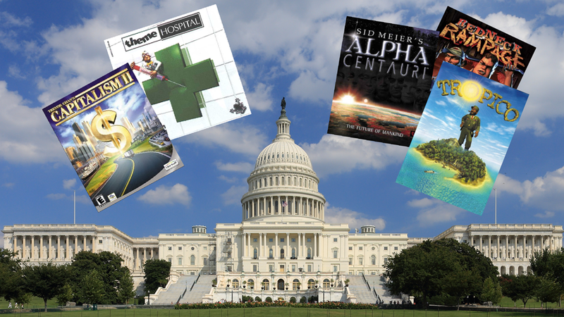 Online Store Offers Free Games To Furloughed Government Employees