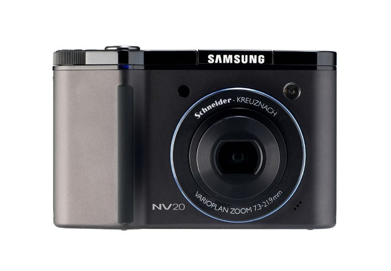 Samsung Unveil 3 New Smart Touch NV Cameras