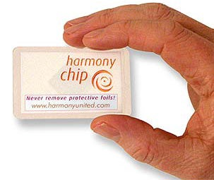 Harmony Chip Uses Quantum Mechanics to Cure All Ills, Fix Your Car