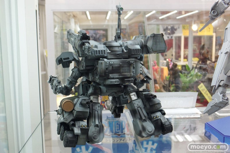 Underrated, Yet Badass Mecha Reborn in Awesome Plastic
