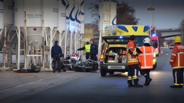 Belgian Auto Journalist Killed In Test Drive Crash