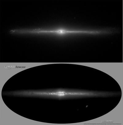 Astrophysicists Produce First Realistic Simulation of Milky Way's Formation