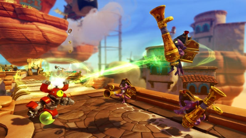 The Next Skylanders Can Be Broken In Half—On Purpose