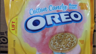 Cotton Candy Oreos Are Going to Be a Thing, For Some Reason