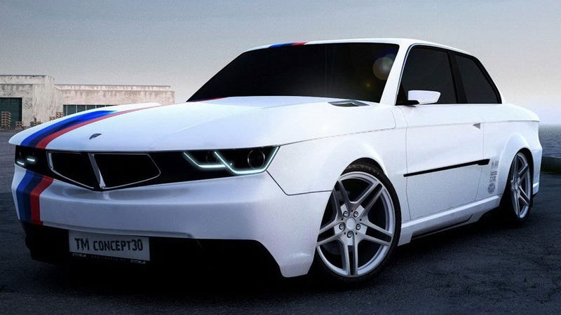 Which Of These Two BMW Redesign Concepts Does It Better?