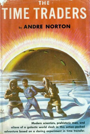 Andre Norton's Time Traders Series Free Online