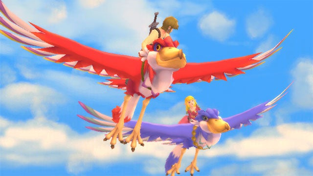 One Hundred is The Legend of Zelda: Skyward Sword's Lucky Number