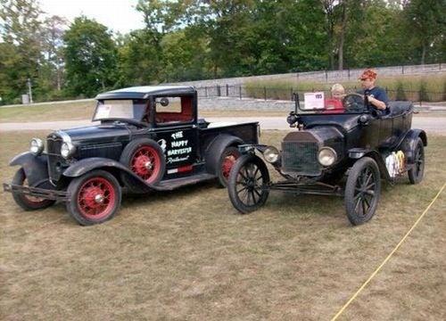 Model T, Model A Stolen Ahead Of Car Show