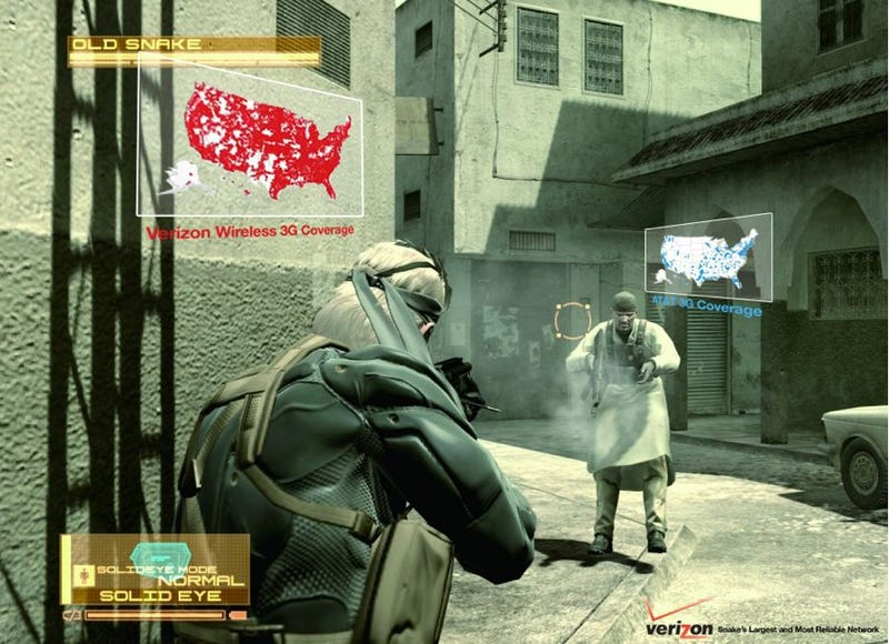 Kotaku 'Shop Contest: Metal Gear Solid Product Placement Edition Winners