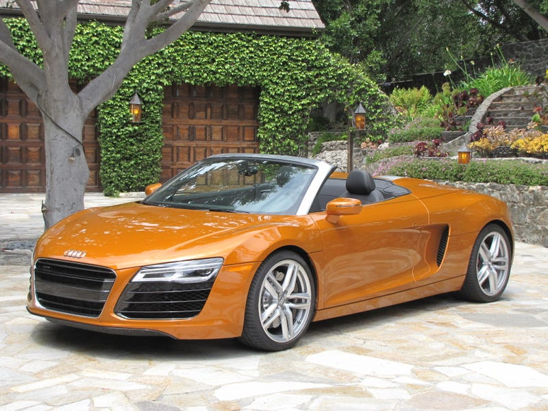 I'm Driving Across The U.S.A. In An Audi R8, Tell Me Where To Go