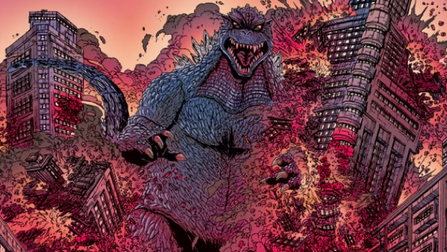 Godzilla, Gambit, and Scott Pilgrim are coming to your comic store this week