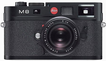 Leica M8 Getting Full-Frame Sensor at Photokina?