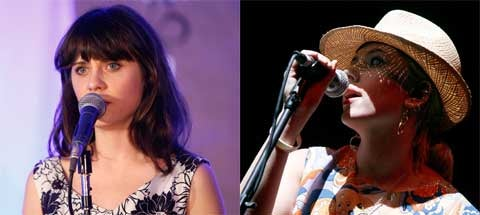 Zooey & Scarlett: Which Winsome Indie Starlet-Turned-Indie Songstress Do You Most Adore Or Abhor?
