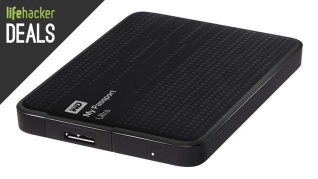 Cheaper External Storage, Dozens of Free Apps, and a Lot More Deals