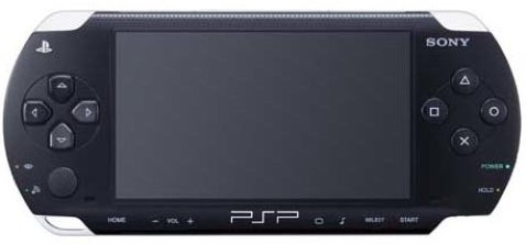 PSP Firmware Signals Downloadable Games