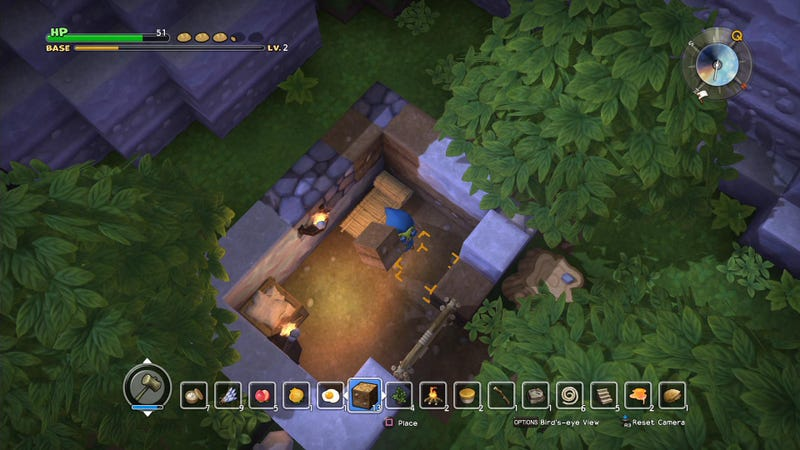 Dragon Quest Builders Feels Like A More Guided Minecraft