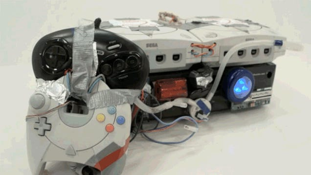 To Hell With These New Consoles, Give Me A Dreamcast 2