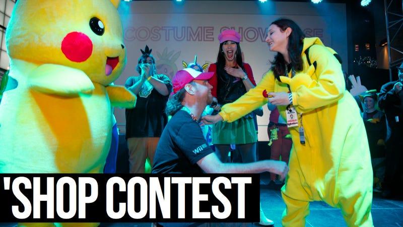 Kotaku 'Shop Contest: I Thee Choose
