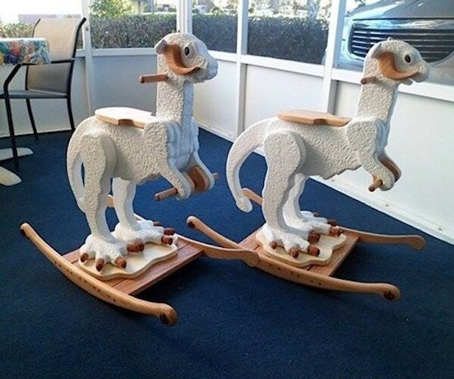 PDF DIY Tauntaun Rocking Horse Plans Download stitch and glue drift boat plans | woodideas