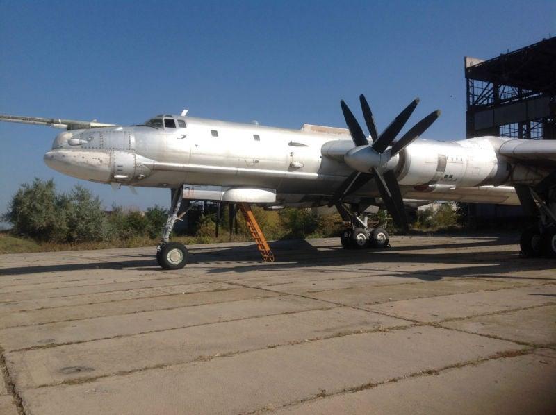 "Tupolev Tu-95 ""Bear"" For Sale On Ebay"
