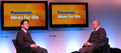 Panasonic Press Conference: It Made Us Sleepy