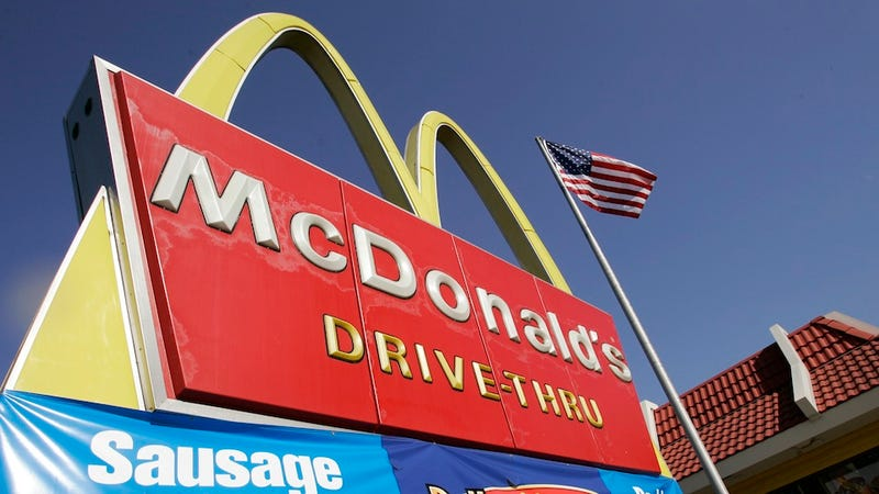 Lawsuit Claims a Two-Year-Old Ate a Used Condom at McDonald's