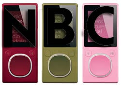 NBC Coming To Zune After Ditching iTunes