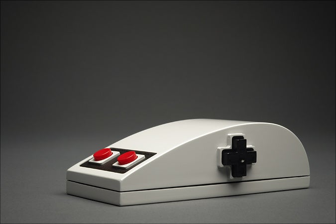 NES Mouse Is the Stuff Dreams Are Made Of
