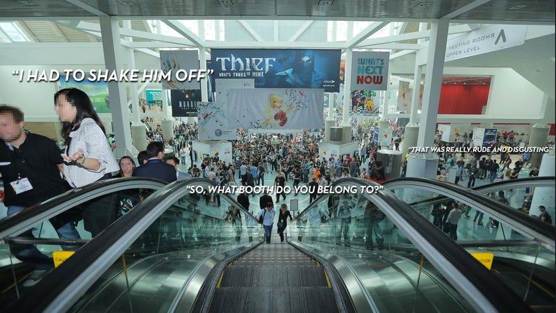 The Creepy Side Of E3