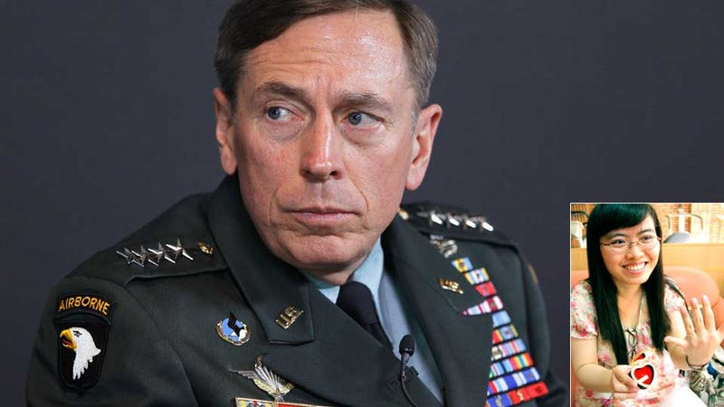 David Petraeus Is Probably Not Going to Marry This Taiwanese Engineer
