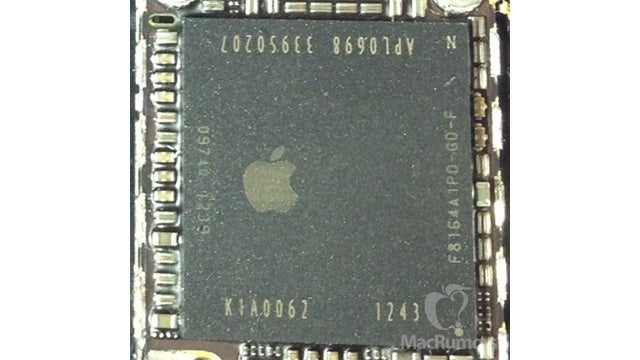 Leaked iPhone 5S Prototype Is Pretty Much Everything You'd Expect