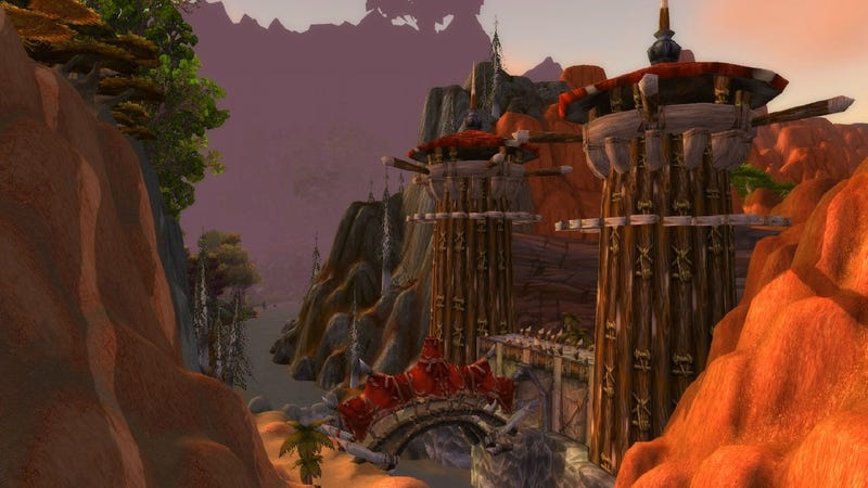 All of Azeroth has been Created Inside of Minecraft