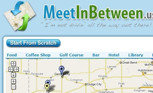 MeetInBetweenUs Finds a Middle Ground Meeting Place