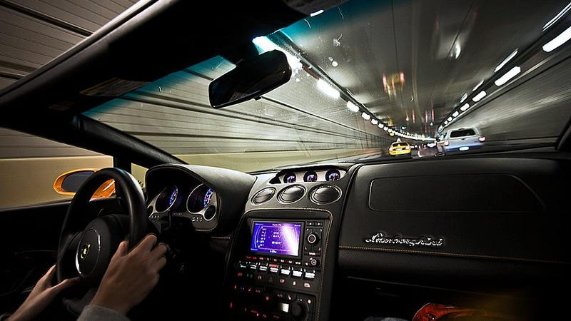 The Ten Best Car-In-Tunnel Videos