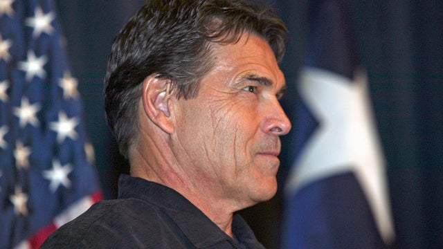 Rick Perry Won't Join Petitioners Calling for Texas to Secede, Says Union is Fine As Is