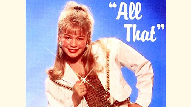 14-Year-Old LeAnn Rimes Was 'All That'